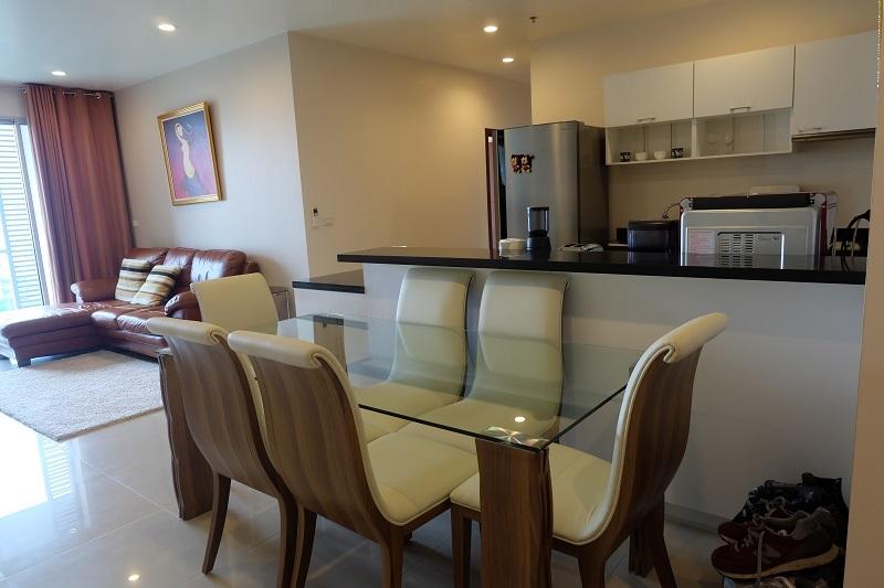 +++ ขาย Luxury Condo +++ 2 ห้องนอน THE STAR ESTATE at NARATHIWAS ขนาด 111 ตรม. Fully-Furnihsed ใกล้สาธร พระราม 3