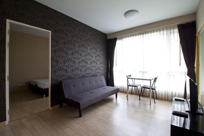 ++ ขาย ++ คอนโด Pano Ville รัชดา 19 - ลาดพร้าว 26 ขนาด 1 ห้องนอน 32 ตรม เฟอร์ครบ พร้อมอยู่ ใกล้รถไฟฟ้า MRT