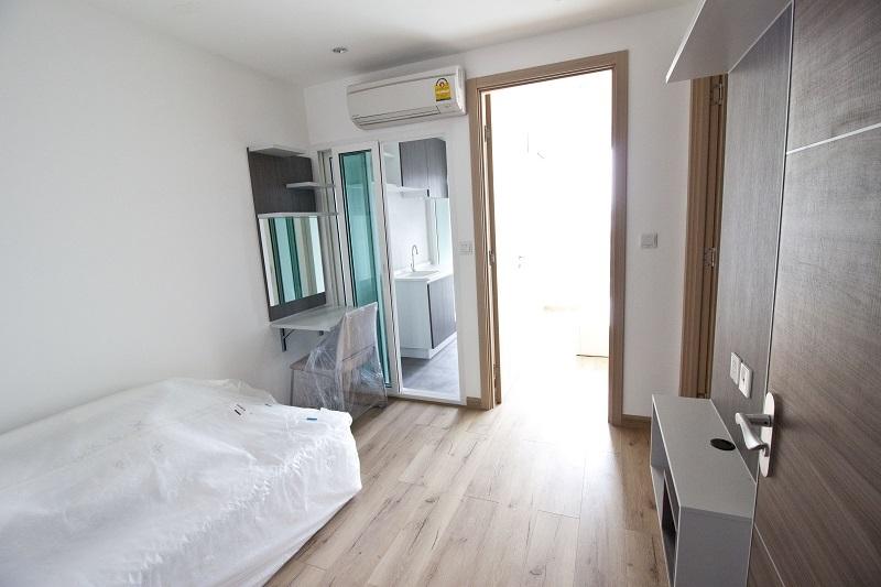 ให้เช่าคอนโด Budget ติวานนท์ ขนาด 1 ห้องนอน 26 ตรม ตรงข้ามกระทรวงสาธารณะสุข Fully-Furnished
