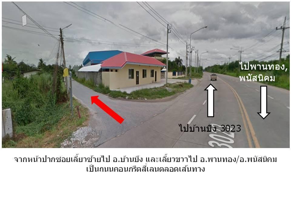 ให้เช่าที่ดิน 1 ไร่ ซอยไร่ชานเมือง อ.บ้านบึง จ.ชลบุรี รูปที่ 8