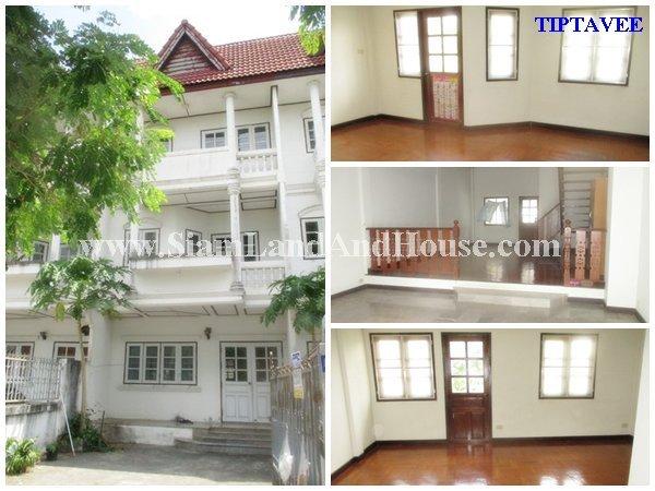 73002 ให้เช่าบ้านสันติ ใกล้แยกร้องขุ่น สันกำแพง เชียงใหม่ Rent House, Sankamphaeng Chiangmai THAILAND