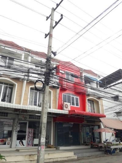 ขาย อาคารพาณิชย์ ตึกแถว เนินพลับหวาน พัทยา ชลบุรี