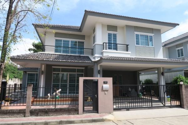บ้านเดี่ยว 2 ชั้น หลังหัวมุม ราคาพิเศษ เดอะแพลนท์ เมืองทองธานี แจ้งวัฒนะ 4 นอน 4 น้ำ