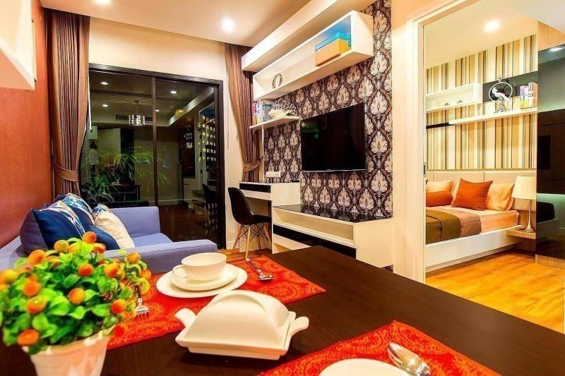 Dusit Grand Park Pattaya ดุสิตแกรนด์คอนโดพาร์ค พัทยา