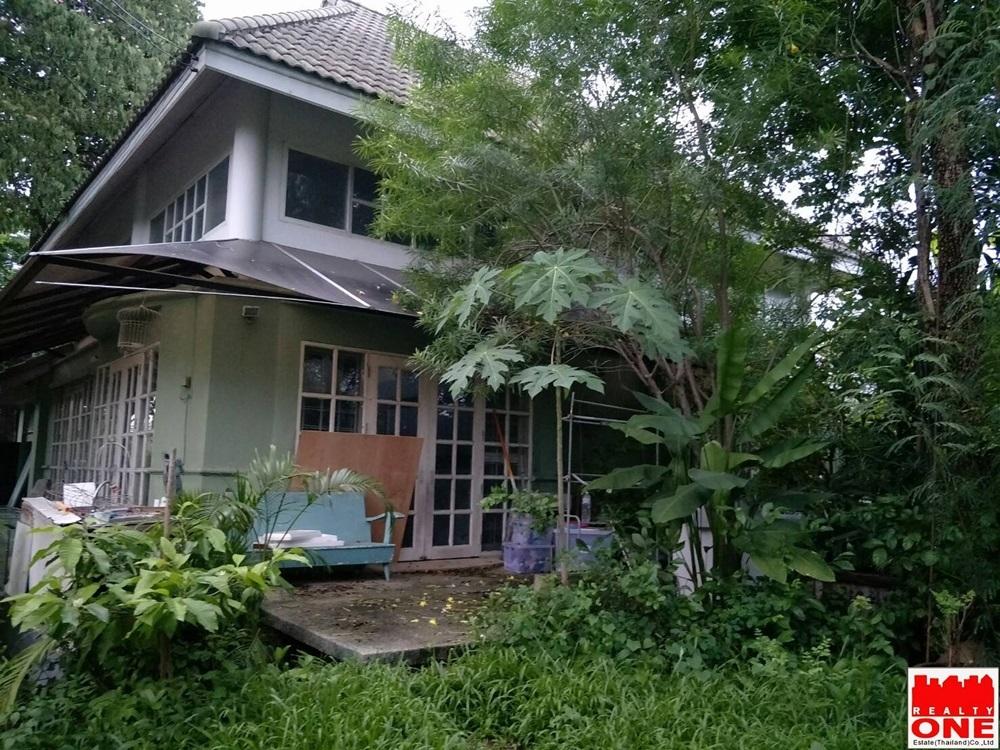 ขายบ้านพร้อมที่ดิน (3 งาน 40 ตรว.) ซอยเพียรธรรม-สมาน ถนนบางกรวยไทรน้อย 15