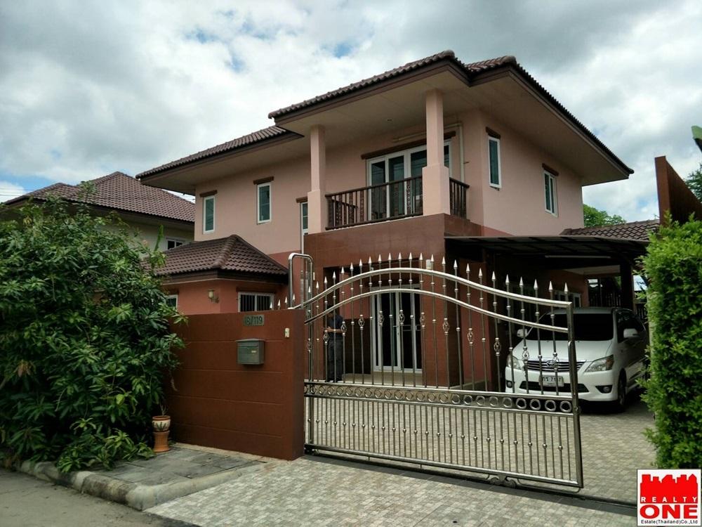 บ้านพร้อมที่ดิน ศุภากรไพรเวทโฮม ไทยน้อย นนทบุรี 70.2 ตร.ว.