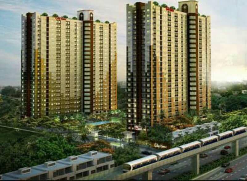 """ขาย City Home Condo Rattanathibet 50 ตรม. """"ห้องมุม"""" คอนโดติดถนนใหญ่ ห่างรถไฟฟ้าสายสีม่วง-บางกระสอ. เพียง 600 เมตร"""